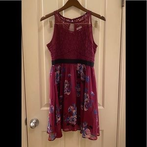 XS dress by Xhilaration worn 2-3 times
